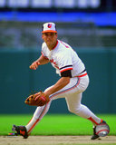 Cal Ripken Jr. 1986 Action Photo