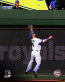 Alex Gordon Game 4 of the 2014 American League Championship Series Action Photo
