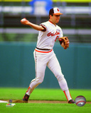 Cal Ripken Jr. 1982 Action Photo