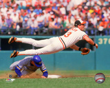 Cal Ripken Jr. Action Photo