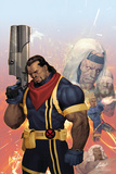 X-Men: The Times and Life of Lucas Bishop No. 2: Bishop, Shard Poster