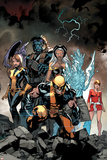 All-New X-Men No. 2: Wolverine, Storm, Beast, Iceman, Pryde, Kitty Print