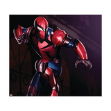 Ultimate SpiderMan - Gallery Edition Situational Art Print