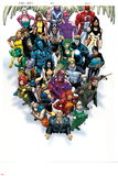 X-Men Legacy No. 300: Wolverine, Xavier, Charles, Rogue, Summers, Rachel, Legion, Summers, Hope Prints