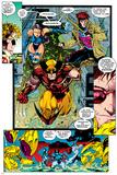 X-Men Forever Alpha No. 1: X-Men No. 1: Wolverine, Psylocke, Gambit Poster