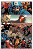 Avengers No. 16: Captain America, Black Widow, Hawkeye, Spider-Man, Wolverine, Shang-Chi, Thor Poster