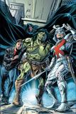 Wolverine Origins No. 45: Skaar, Banner, Bruce, Silver Samurai, Cloak Posters