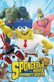 Spongebob Movie - Characters Plakater