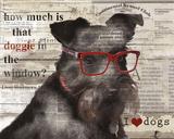 Doggie in the Window Poster autor Conrad Knutsen