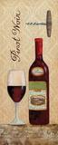Pinot Print by Tava Studios