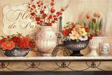 Fleurs de Paris Art by Nan