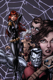 X-Men Forever No. 12: Black Widow, Colossus, Storm Poster