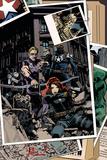 Secret Avengers No. 1: Black Widow, Hawkeye, Nick Fury, Hill, Maria Posters