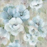 Pastel Garden II Prints by Carol Robinson