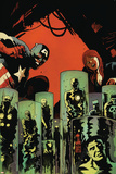 Captain America and Black Widow No. 637: Captain America, Black Widow Poster