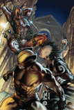 Wolverine: Origins No. 25: Wolverine, Daken, Deadpool Photo