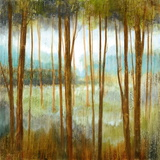 Soft Forest I Poster by Nan
