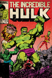 Marvel Comics Retro Style Guide: Hulk, M.o.d.o.k, Abomination, Leader Prints