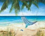 Soft Breeze Print by Nan