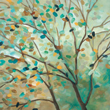 Tree of Life I Poster von Carol Robinson