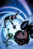 Mighty Avengers No. 8: Rambeau, Monica, Blue Marvel, She-Hulk Prints