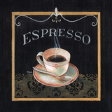 Espresso Prints by Tava Studios