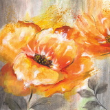 Orange Crush I Prints by Nan