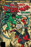 Marvel Comics Retro Style Guide: Spider-Man, Doctor Octopus Prints