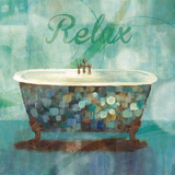 Relax Prints by Nan