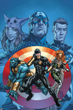Uncanny X-Men: The Heroic Age No. 1: Cyclops, Beast, Summers, Hope Posters