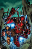 Weapon X: First Class No. 2: Wolverine, Deadpool Pósters