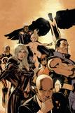 Uncanny X-Men No. 513: Professor X, Frost, Emma, Namor, Wolverine, Dagger, Cloak, Mimic Posters