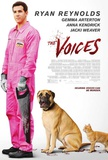 The Voices Plakat