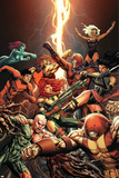 Generation Hope No. 13: Colossus, Psylocke, Magneto, Storm, Zero, Primal, Transonic, Velocidad Poster