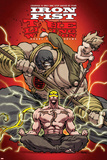 Iron Fist: The Living Weapon No. 3: Iron Fist, Rand, Danny, Kung, Lei Photo