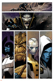 Infinity No. 1: Outrider, Corvus Glaive, Proxima Midnight, Black Dwarf, Ebony Maw, Supergiant Prints
