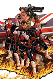 Revolutionary War: Supersoldiers No. 1: Gog, Hauer, Joseph, Guvnor, Dauntless Posters