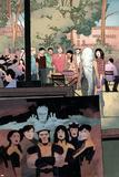 Astonishing X-Men No. 68: Wolverine, Gambit, Warbird, Iceman, Northstar, Reyes, Cecilia, Karma Poster