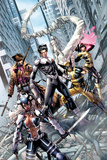 Astonishing X-Men No. 50: Northstar, Warbird, Wolverine, Gambit, Karma, Iceman Prints
