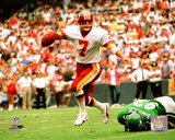 Joe Theismann 1985 Action Photo