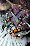 All-New X-Men No. 22: Angela, Drax, Gamora, Star-Lord, Groot, Rocket Raccoon, Archangel Posters