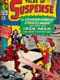 Marvel Comics Retro Style Guide: Iron Man, Black Widow, Crimson Dynamo Photo
