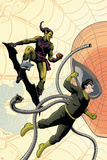 Superior Spider-Man Team-Up No. 11: Spider-Man, Green Goblin, Doctor Octopus Prints