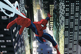 Ultimate SpiderMan - Animation 2015 Still Sequences Posters