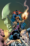 X-Men: Legacy No. 213: Gambit, Mr. Sinister, Xavier, Charles Posters