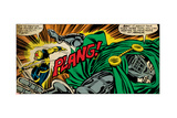 Marvel Comics Retro Style Guide: Nova, Dr. Doom Prints