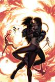 Age of Apocalypse No. 12: Grey, Jean, Wolverine Prints