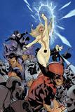 Uncanny X-Men No. 514: Wolverine, Namor, Dagger Print