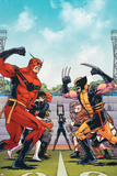 Avengers Academy No. 38: Wolverine, Giant Man, X-23 Posters