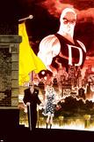 Marvel Extreme Style Guide: Daredevil, Murdock, Matt Poster